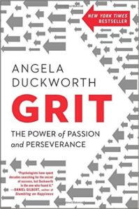 10. Grit: The Power of Passion and Perseverance by Angela Duckworth